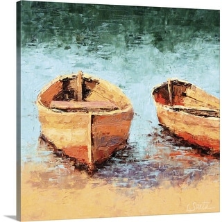 """""""On the Sand"""" Canvas Wall Art"""