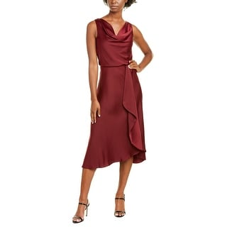 Link to Taylor Cowl Midi Dress Similar Items in Dresses