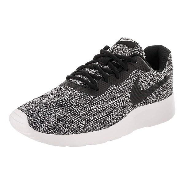 5a22b4e95cfc2a Shop Nike Men s Tanjun Se Black Black White Running Shoe 11.5 Men Us ...