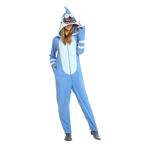Regular Show: Adult Mordecai Pajamas