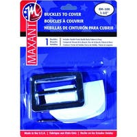 """Buckle Cover Kit-1.5"""" Rectangle"""