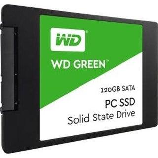 """Wd Green 120 Gb Sata 2.5"""" Internal Hard Drive Wds120g1g0a"""