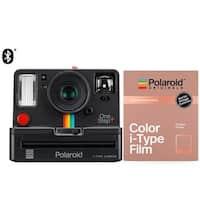 Polaroid Originals 9010 OneStep Instant Camera and Rose Gold I-type Film