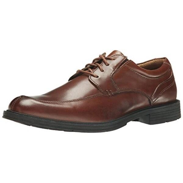 Florsheim Mens Mogul Oxfords Leather Moc Toe - 10.5 extra wide (eee)