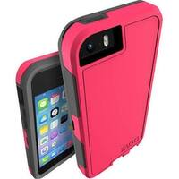 Zagg IP5ARS-HP0 Invisible Shield Arsenal Case for iPhone 5 & 5S - Pink