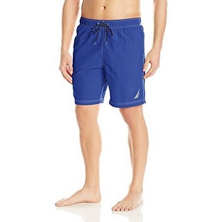 Nautica Mens New.Anchor Swim