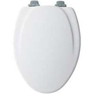 Bemis 130CHSL-000 Toilet Seat Elong Wood, White