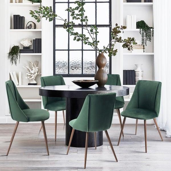 Carson Carrington Falkskog Fabric Side Chair (Set of 2)