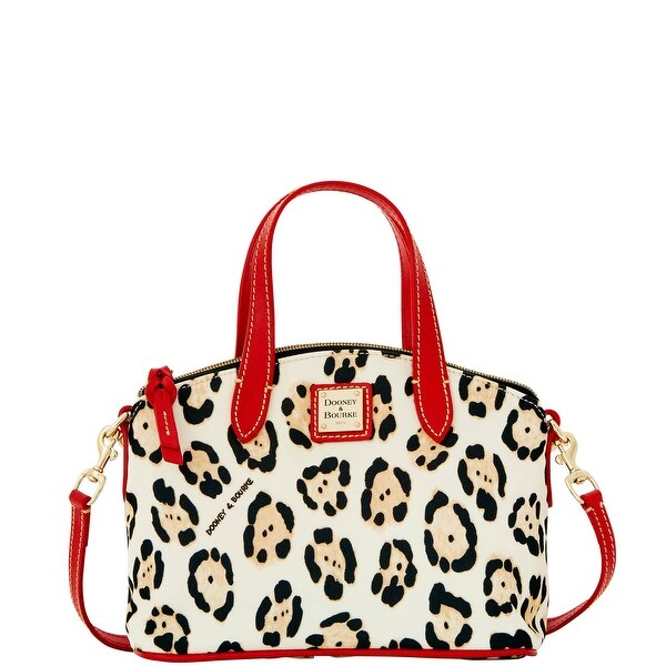 Dooney & Bourke Nylon Ruby (Introduced by Dooney & Bourke at $158 in Jan 2016) - Leopard