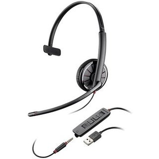 Plantronics 20444002 Blackwire C315.1 Corded USB Headsets