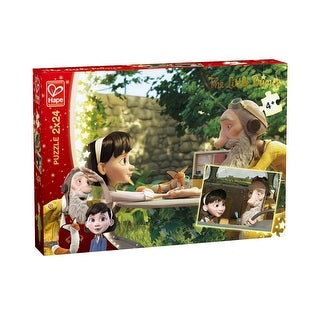 The Little Prince Sharing 24-Piece Puzzles (2)