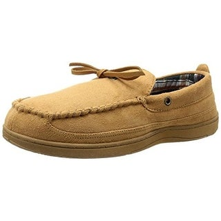 Dockers Mens Faux Suede Memory Foam Loafers - L