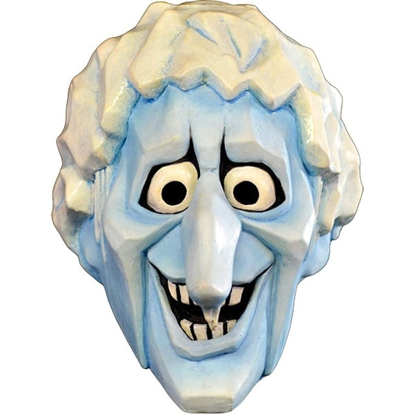 015f40897495b Shop The Year Without a Santa Claus Snow Miser Costume Mask - White - Free  Shipping Today - Overstock - 18422465