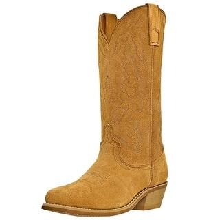 Laredo Western Boots Mens Jacksonville Cowboy Natural Tan