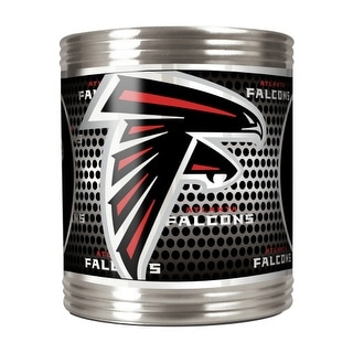 Great American Products Atlanta Falcons Can Holder Stainless Steel Can Holder