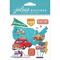 Road Trip - Jolee's Boutique Dimensional Stickers