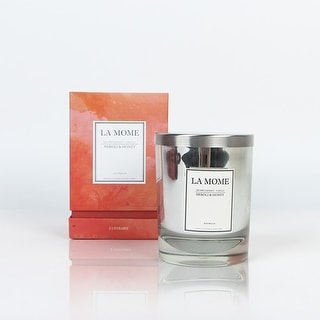 La Mome Luxury Neroli and Honey Soy Wax Scented Candle