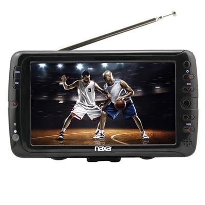 Naxa 7 Portable Tv & Digital Multimedia Player (Nt-70)