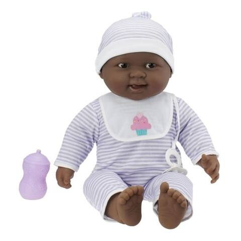 """Lovable 20"""" African American Baby Designed by Berenguer"""