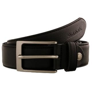 Renato Balestra EZIO Leather Mens Belt