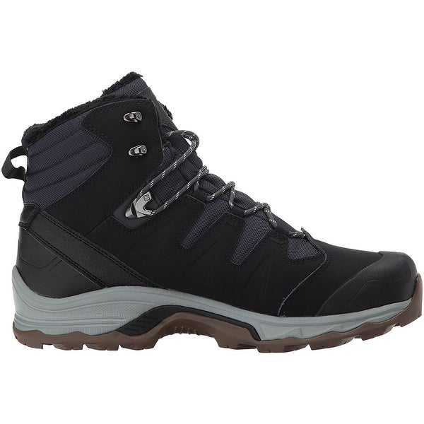 Shop Salomon Mens Quest Winter GTX Fabric Cap Toe Ankle Cold