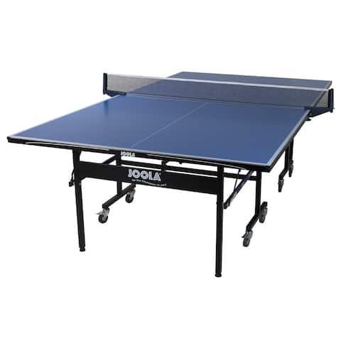 JOOLA 11556 Nova DX Outdoor Table Tennis Table - Blue