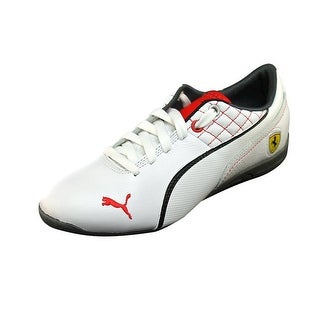 Puma Drift Cat 6 SF Flash Round Toe Leather Sneakers