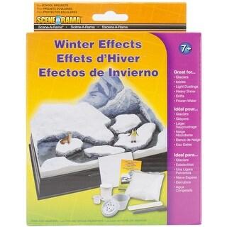 Diorama Kit-Winter Effects