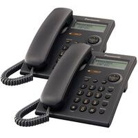 Panasonic KX-TSC11B 2 Pack Corded Phone