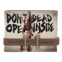 The Walking Dead Don't Open Bi-Fold Wallet