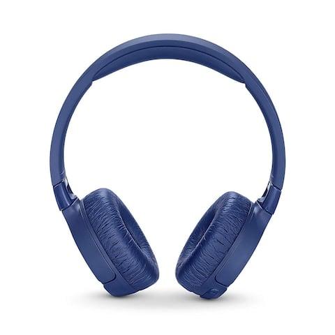 JBL T600BTNC Noise Cancelling On-Ear Wireless Bluetooth Headphone - Grey