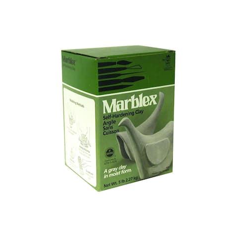 AMACO Marblex Self Hardening Clay 5lb
