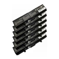 Replacement 4400mAh Battery For Dell 312-0664 / 312-0844 Battery Models (6 Pack)