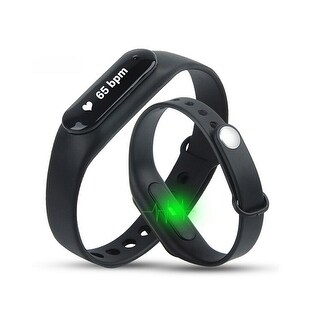 TechComm GX1 Fitness Tracker with Heart Rate Monitor and Remote Camera (More options available)