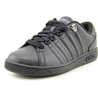 K-Swiss Lozan Varsity Leather Fashion Sneakers