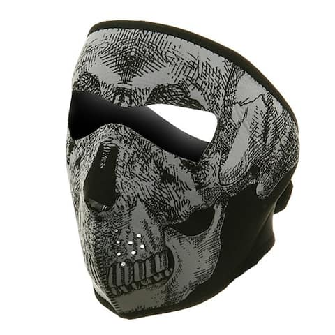 Neoprene Cold Weather Thermal Full Face Ski Mask