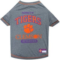Clemson University Doggy Tee-Shirt