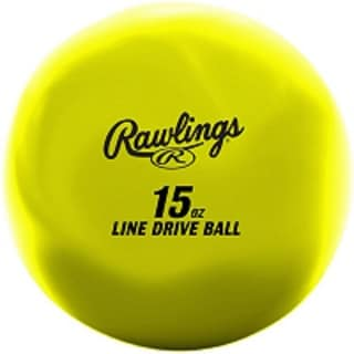 Link to Rawlings Line-Drive Training Ball (15oz) Similar Items in Team Sports Equipment