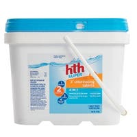 HTH 42010 Super Chlorinating Tablets-2 Sanitize