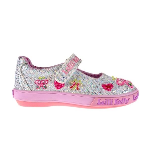 2de4ec84 Shop Lelli Kelly Girl's Lk4154 Mary Jane - Free Shipping Today - Overstock  - 14390755