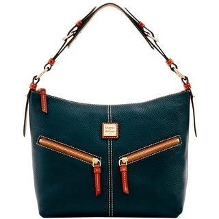 Dooney & Bourke Pebble Grain Mary (Introduced by Dooney & Bourke at $268 in Jun 2016) - Black