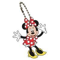 Disney Mickey Mouse Bendable Keychain Minnie - Multi
