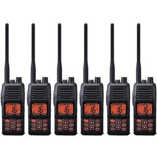 Standard Horizon HX400IS (6 Pack) Handheld VHF - Intrinsically Safe