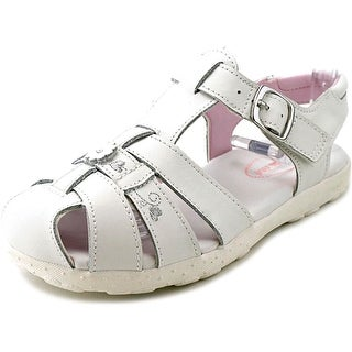 Stride Rite Summer W Round Toe Leather Fisherman Sandal