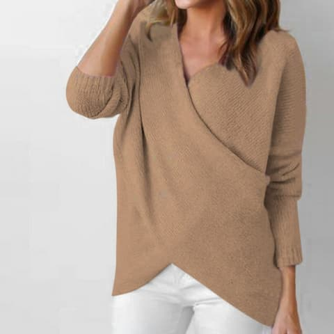 2019 Sweater Women's Long-Sleeved Shirt