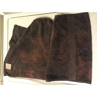 Supersoft Plush 6-piece Luxury Low Twist Cotton Bath Towel Set