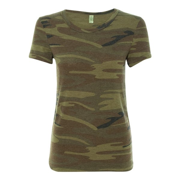 "Women's Eco-Jerseyâ""¢ Ideal Tee"