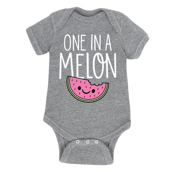One In A Melon - Infant One Piece