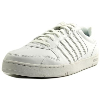 K-Swiss Jackson Round Toe Synthetic Tennis Shoe
