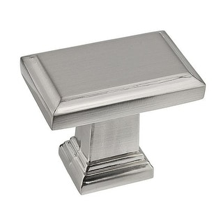 richelieu bp79538 112 inch long rectangular cabinet knob from the expression collection